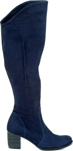 Kozaki Zapato na zamek za kolano