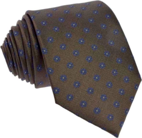 Krawat Republic of Ties z wełny w stylu boho
