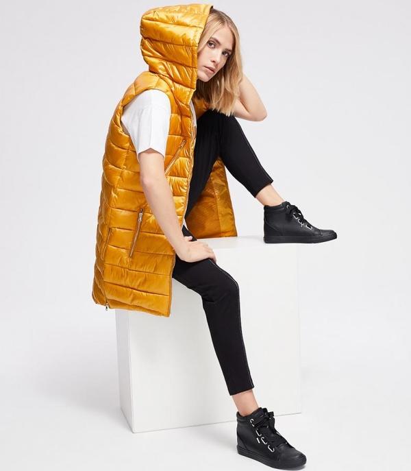 Kurtka Diverse w stylu casual z tkaniny
