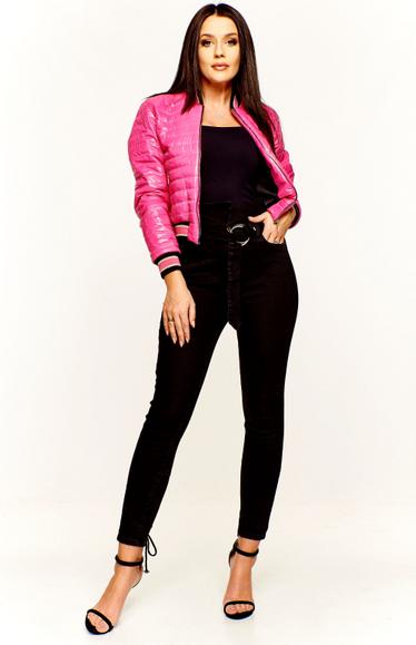 Kurtka Frivole Fashion w stylu casual