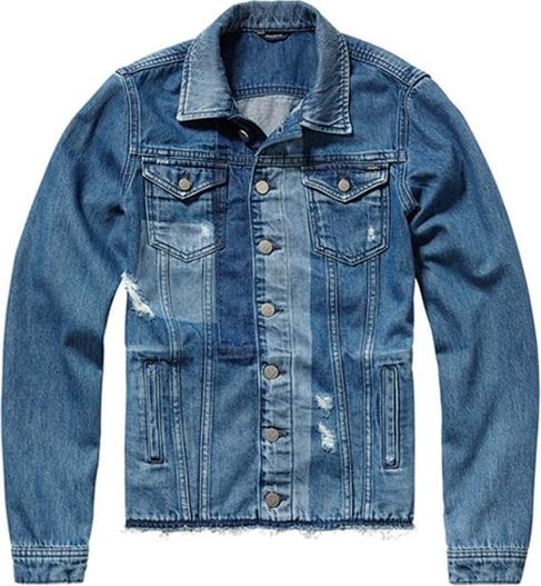 Kurtka Pepe Jeans z jeansu krótka