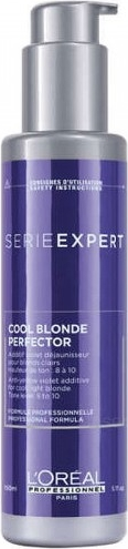 L'Oreal Paris L'Oreal Blondifier PowerMIX Cool Blonde Perfector do schładzania jasnych odcieni blond 150ml