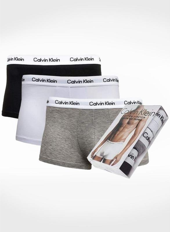 Majtki Calvin Klein w sportowym stylu