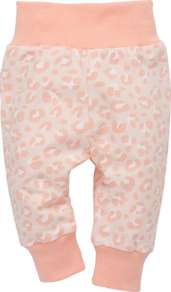 Malani spodnie leginsy różowe sweet panther