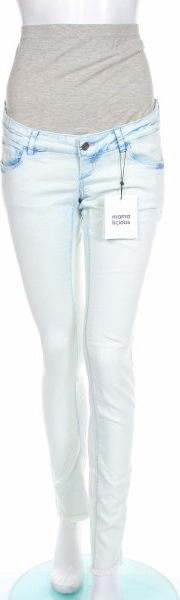 Mama Licious Damskie jeansy Mama.Licious