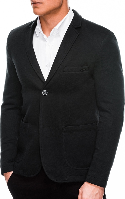 Marynarka Ombre_Premium w stylu casual