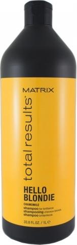 MATRIX TOTAL RESULTS Hello Blondie szampon do włosów blond 1000ml