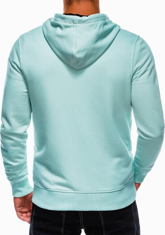 Miętowa bluza Edoti