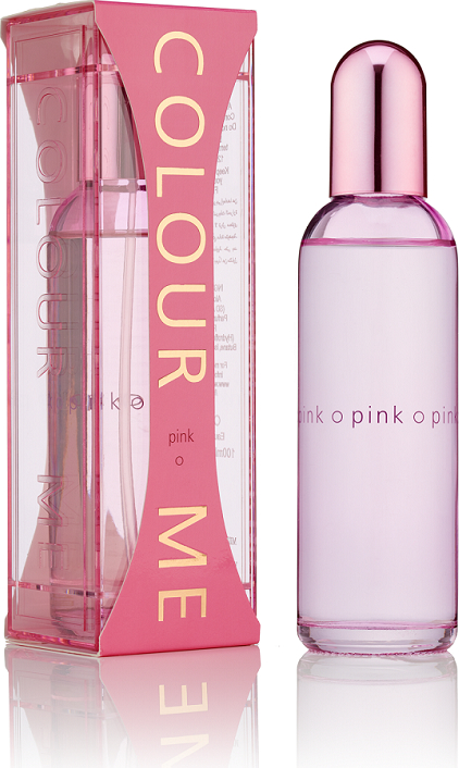 Milton-lloyd Colour Me Pink EDP Woda perfumowana dla kobiet 100ml