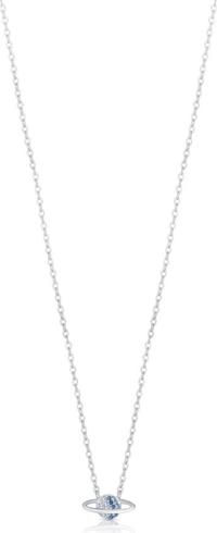 Naszyjnik srebrny W.KRUK SHX/NC239