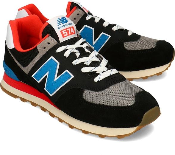 New Balance 574 - Sneakersy Męskie - ML574SOV