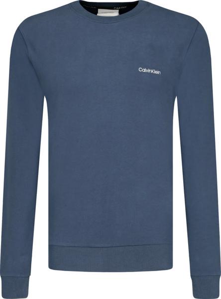 Niebieska bluza Calvin Klein w stylu casual