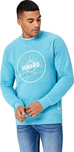 Niebieska bluza Hikaro
