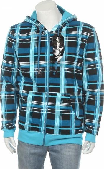 Niebieska bluza Hoodiebuddie