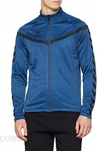 Niebieska bluza Hummel