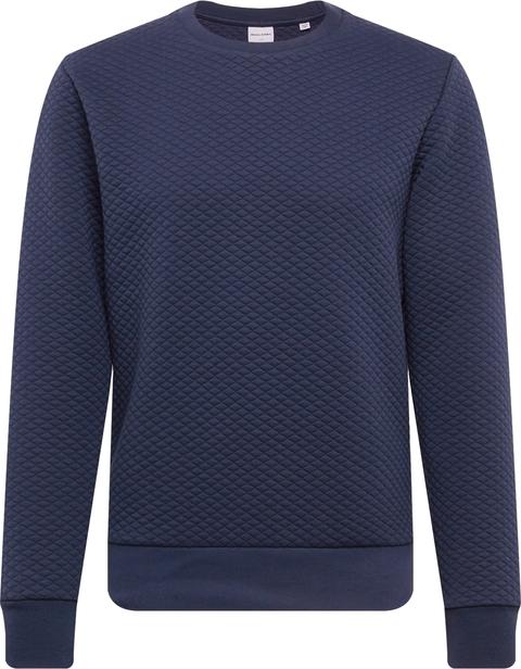 Niebieska bluza Jack & Jones z dresówki