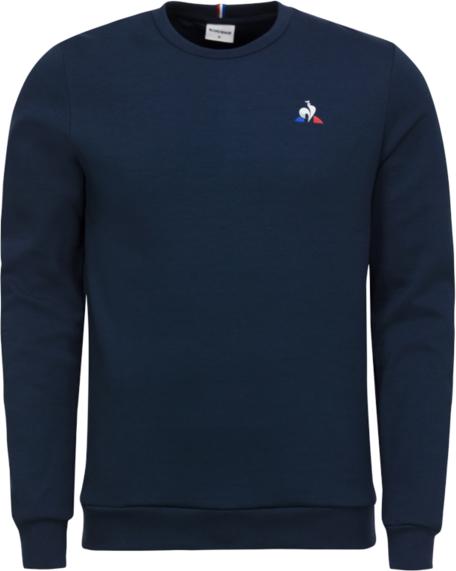 Niebieska bluza Le Coq Sportif z bawełny