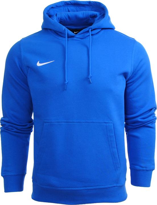 Niebieska bluza nike