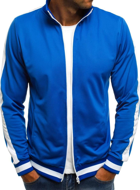 Niebieska bluza Ozonee