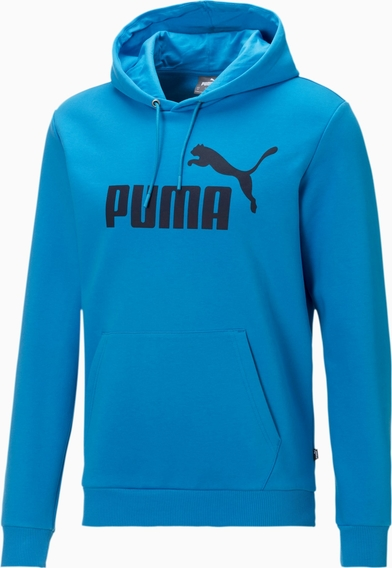 Niebieska bluza Puma z plaru