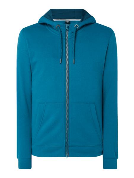 Niebieska bluza S.Oliver Red Label z bawełny w stylu casual