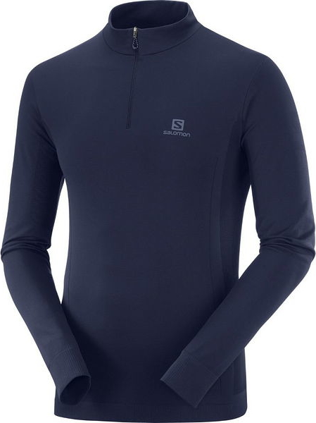 Niebieska bluza Salomon