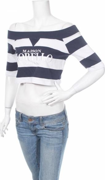 Niebieska bluzka Frankie Morello
