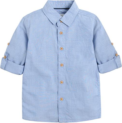 Niebieska koszula dziecięca Cool Club