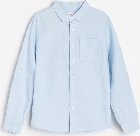Niebieska koszula dziecięca Reserved