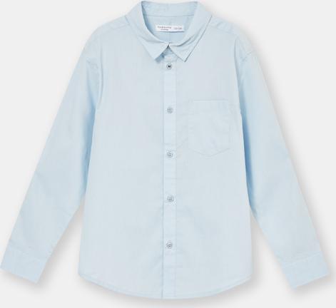 Niebieska koszula dziecięca Sinsay dla chłopców