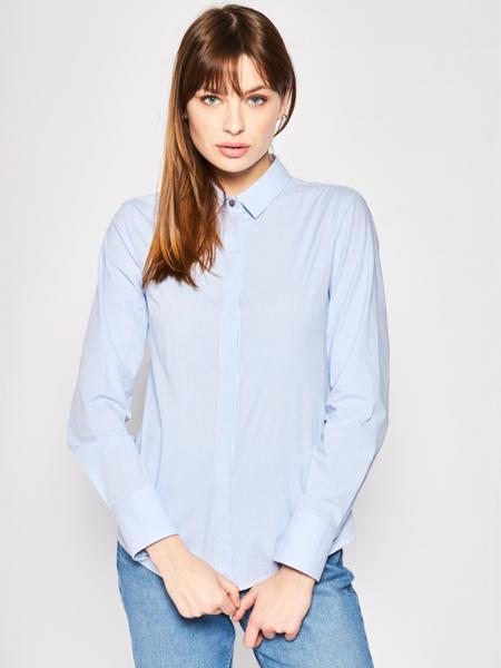 Niebieska koszula Max & Co.