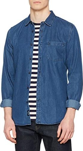Niebieska koszula tiffosi