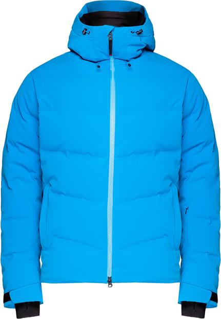 Niebieska kurtka Bogner w stylu casual