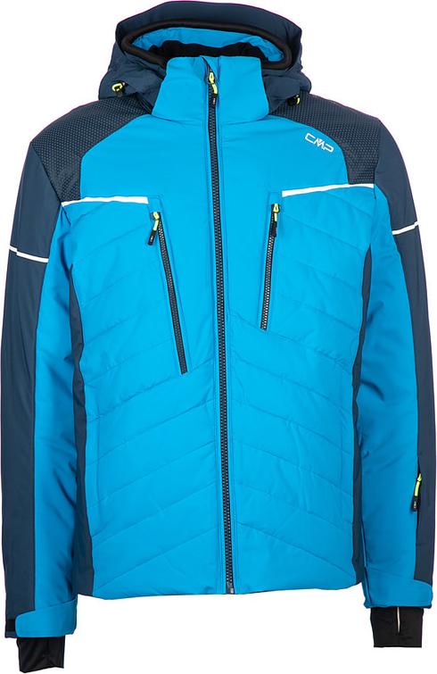 Niebieska kurtka CMP krótka