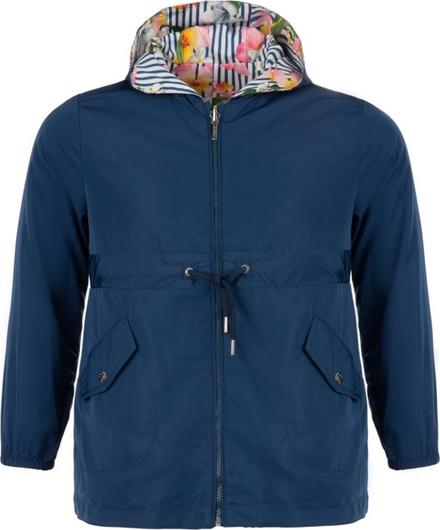 Niebieska kurtka dziecięca Mayoral