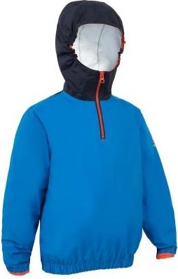 Niebieska kurtka dziecięca Tribord