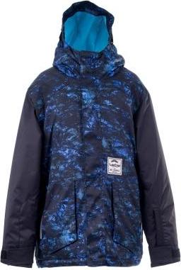 Niebieska kurtka dziecięca WED'ZE
