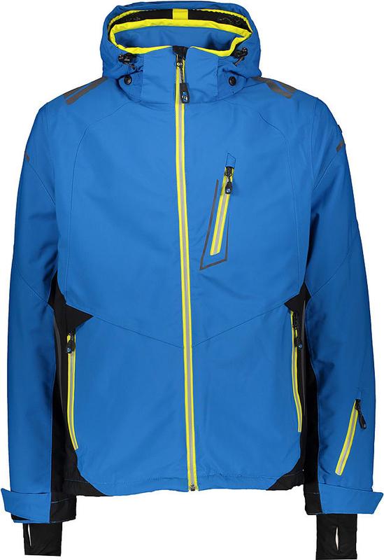 Niebieska kurtka Killtec krótka