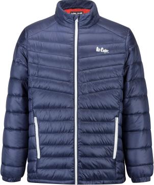 Niebieska kurtka Lee Cooper w stylu casual