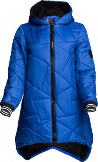 Niebieska kurtka Look made with love z tkaniny