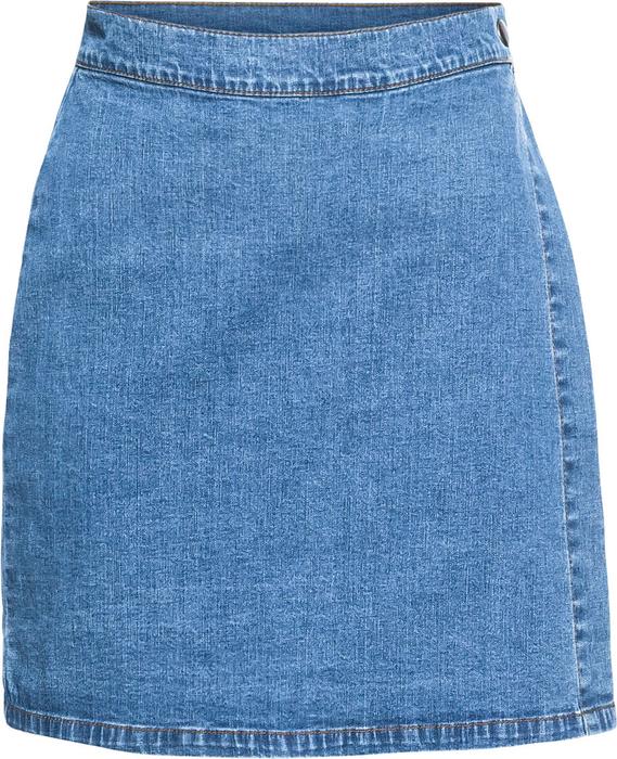 Niebieska spódnica bonprix RAINBOW