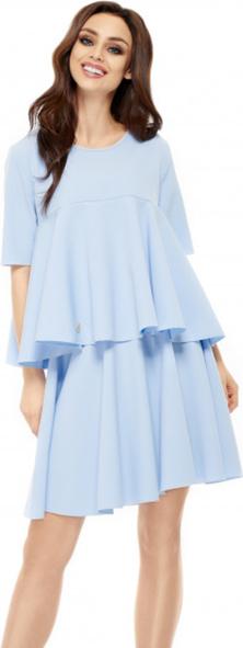 Niebieska spódnica Lemoniade