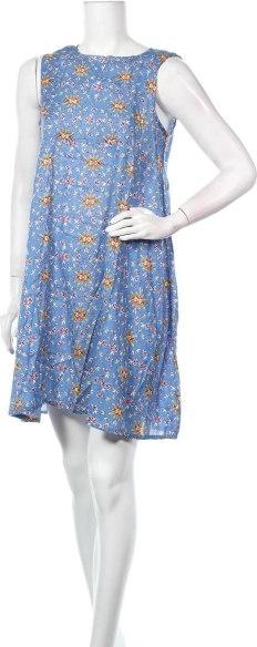 Niebieska sukienka Ada Gatti mini
