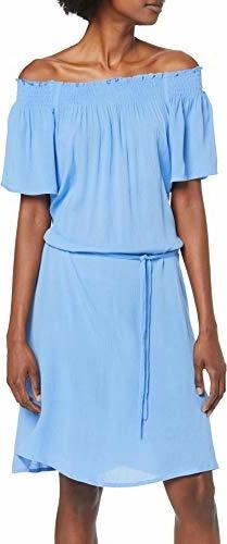 Niebieska sukienka amazon.de w stylu casual