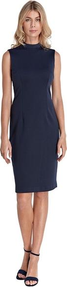 Niebieska sukienka Colett