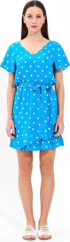 Niebieska sukienka Gate mini