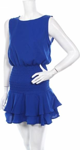 Niebieska sukienka Lpc