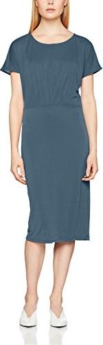 Niebieska sukienka selected femme
