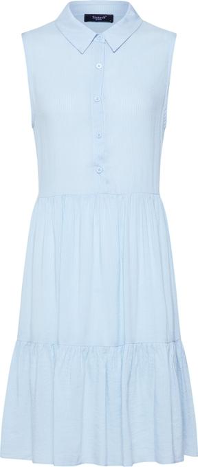 Niebieska sukienka Sister'S Point bez rękawów