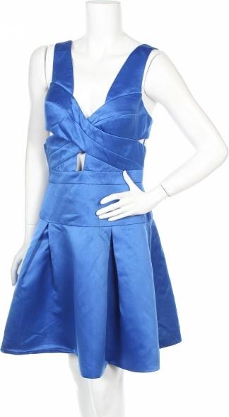 Niebieska sukienka Studio 75